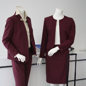 7-Blazer-Hose-Rock-b.dress-Businesskleidung-Masskonfektion-Aubergine